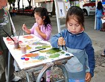 children art painting
