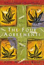 book cover of the four agreements